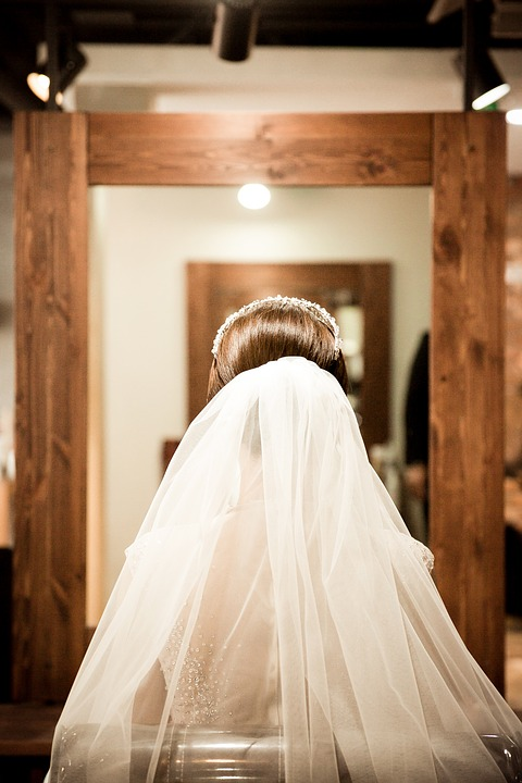 velo de novia